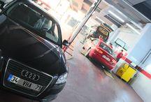 Audi Oto Ekspertiz / Audi servisi değil, Araç Ekspertiz Merkezi