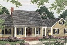 Possible Home Plans / by Mike Mennen