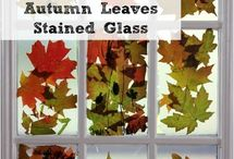 Leaves - Books/crafts / by MeMeTales Inc