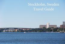 Sweden / Travel guide around Sweden