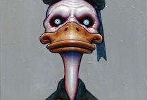 oude duck