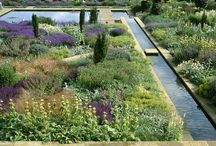 Dutch garden design