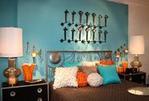 Bedroom makeover  / by Ashley Cooley