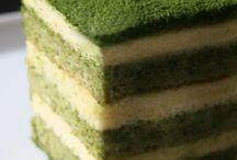 Tiramisu mocha cake