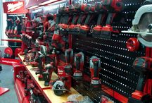 Milwaukee tools