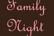 Family Night / by Michelle Aamodt
