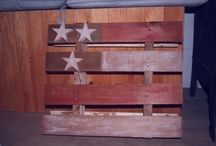 PALLET INSPIRATIONS / by Barbara Myers