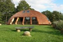 Wooden Eco Builds