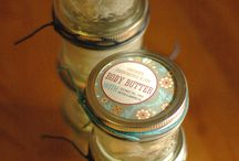 cosmetics / Home made lotions and creams