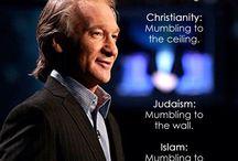 The Atheist said......