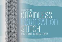 Free Crochet Tutorials & How Tos