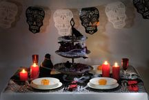 Halloween / Halloween is on the horizon and we have everything you need to make it a ghoulishly stylish affair. Whether you are throwing a Halloween party, a Halloween family dinner or would just like to add a supernatural touch to your home, we have some fang-tastic Halloween tableware ideas and DIY Halloween decorations .