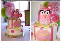 Girl Owl Party Ideas  / Ideas and inspiration for girly owl parties!