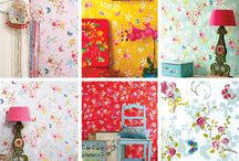 wallpaper / by Plank and Trestle
