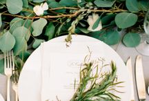 Herb & Greenery Wedding