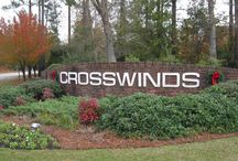 Places: Crosswinds Neighborhood - Wilmington, NC 28409 / All things Crosswinds - #wilmington #ilm #crosswinds #YOURrealtor #aimeefreeman #kw #kellerwilliams - www.SellingWilmingtonHomes.com