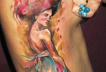 Inspiraties voor tatoeages / Inspiration