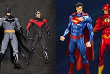 DC Collectibles: Figures & Statues / Statues, Action Figures, Replicas, and more! Collect them all at ShopDCEntertainment.com and WBshop.com! / by WBshop.com