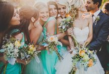 Turquoise Splendor / by Vintage Wedding Love