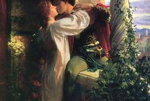 Frank Bernard Dicksee / (1853 - 1928) an English Victorian painter and illustrator