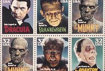 Collecting Universal Monsters / The Universal Monsters were the subject of some of the most famous films of all time and the this board features collectibles - both vintage and modern - of these classic monsters