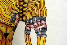 Art Ed. Pencil Transformations