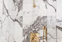 Marble lover Bathrooms*