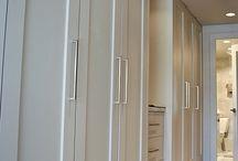 built in cupboards
