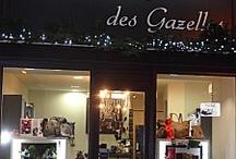 Boutiques / shops