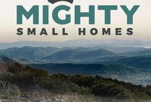 Mighty Small Homes / Mighty Small Home kits are shipped directly to you and made from the highest quality materials. Assemble your new home quickly and customize it to make it your own. If you've got the skills to remodel your home, you've got the skills to build your own!