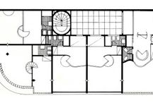 Hidden Plans / Plans belonging to projects and buildings selected and published by Hidden Architecture