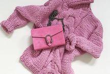 GIGI Sweater - ideas / Идеи, образы, люди, которые вдохновляли нас и, надеемся, вдохновят вас связать свитер GIGI