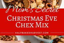 chex mix recipes