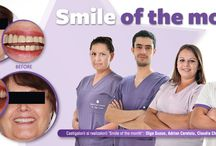 "Smile of the Month / ""Smile of the month"" is one of the medical team's internal competitions"