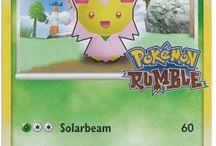 Cherrim / Cherrim (Japanese: チェリム Cherrim) is a Grass-type Pokémon. Cherrim evolves from Cherubi starting at level 25. Cherrim changes appearance in sunny weather.