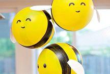 Bee 1st bday