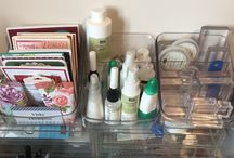 Stampin' Up Product Storage