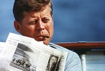 Kennedys / JFK, Jackie O, Martha's Vineyard