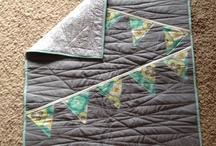 Bunting quilts