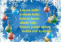 Joulurunoja
