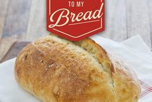 Butter Me Up / The words that make us feel all warm and fluffy (just like our bread)