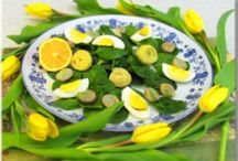 Mediterranean Easter recipes / Traditional Easter dishes from the Mediterranean
