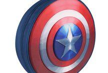 Σχολικές Τσάντες / Captain America Τσάντα πλάτης Τιμή : 25,00€
