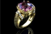 Rings by Orlanda Olsen  / Fine Jewelry Designs