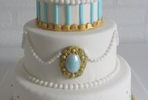 Taarten , cupcakes en trifels