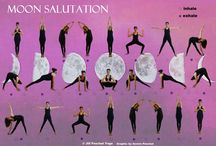 moon salutations