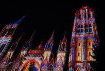 Rouen cathédrale / Cathédrale de Rouen