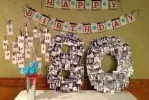 Dad's 80th Birthday Party / by Sweet Expectations