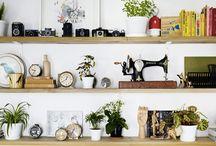 Let me take a Shelfie / Shelf styling