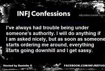 INFJ  / by Annie Smith